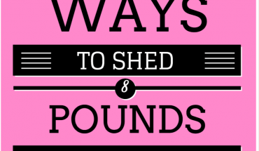 8 Ways to Shed 8 Pounds Without A Gym