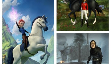 Star Stable Collage 1 6-15