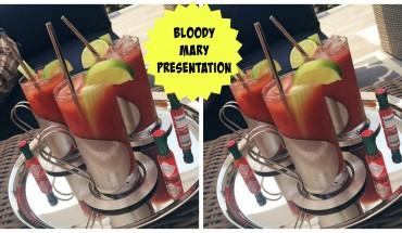 bloody mary presentaiton