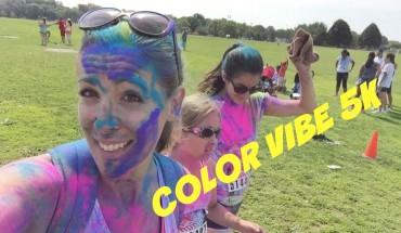 Color Vibe 5K Long Island