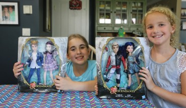 disney descendants doll review