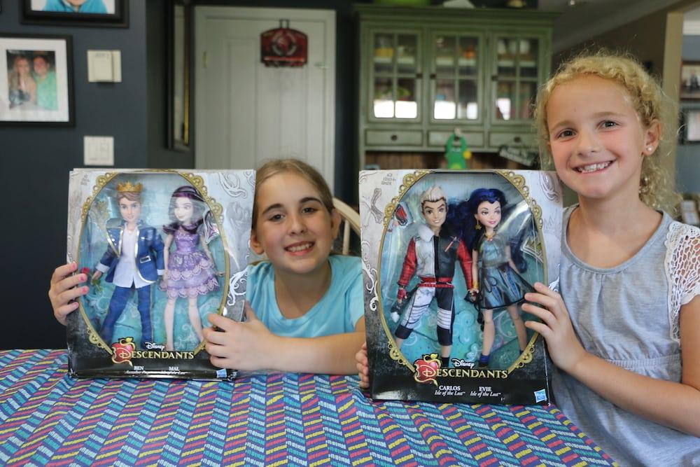 disney descendants doll review