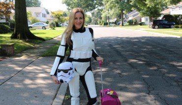 D23 Expo Cosplay Star Wars Storm Trooper
