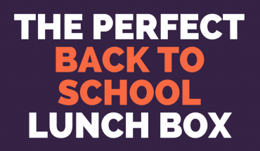 The Perfect Back To School Lunchbox