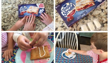 Toaster Strudel Collage 1