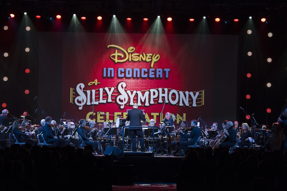Disney in Concert: A Silly Symphony!! #D23Expo