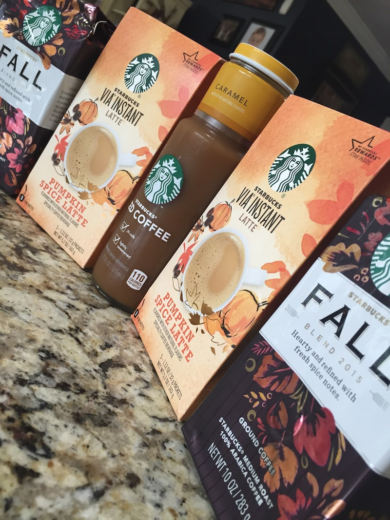 The Fabulous Starbucks Fall Flavors Are Back! #CoffeePassion #PSL