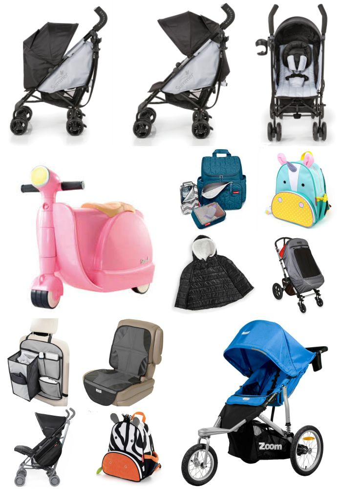 A New Mom's Ultimate Toddler Gear Guide, Part II: Stroll & Travel