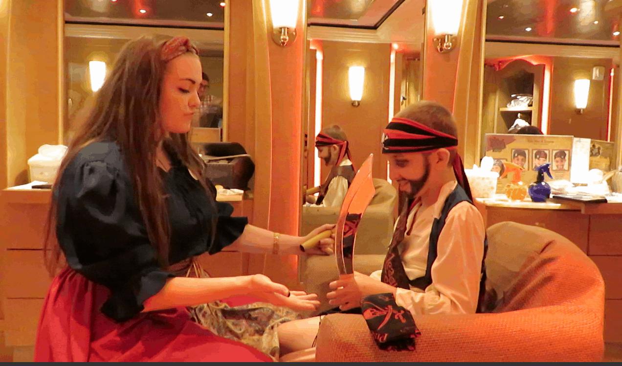 Daily Diary: Day 5 Of The Disney Fantasy Cruise