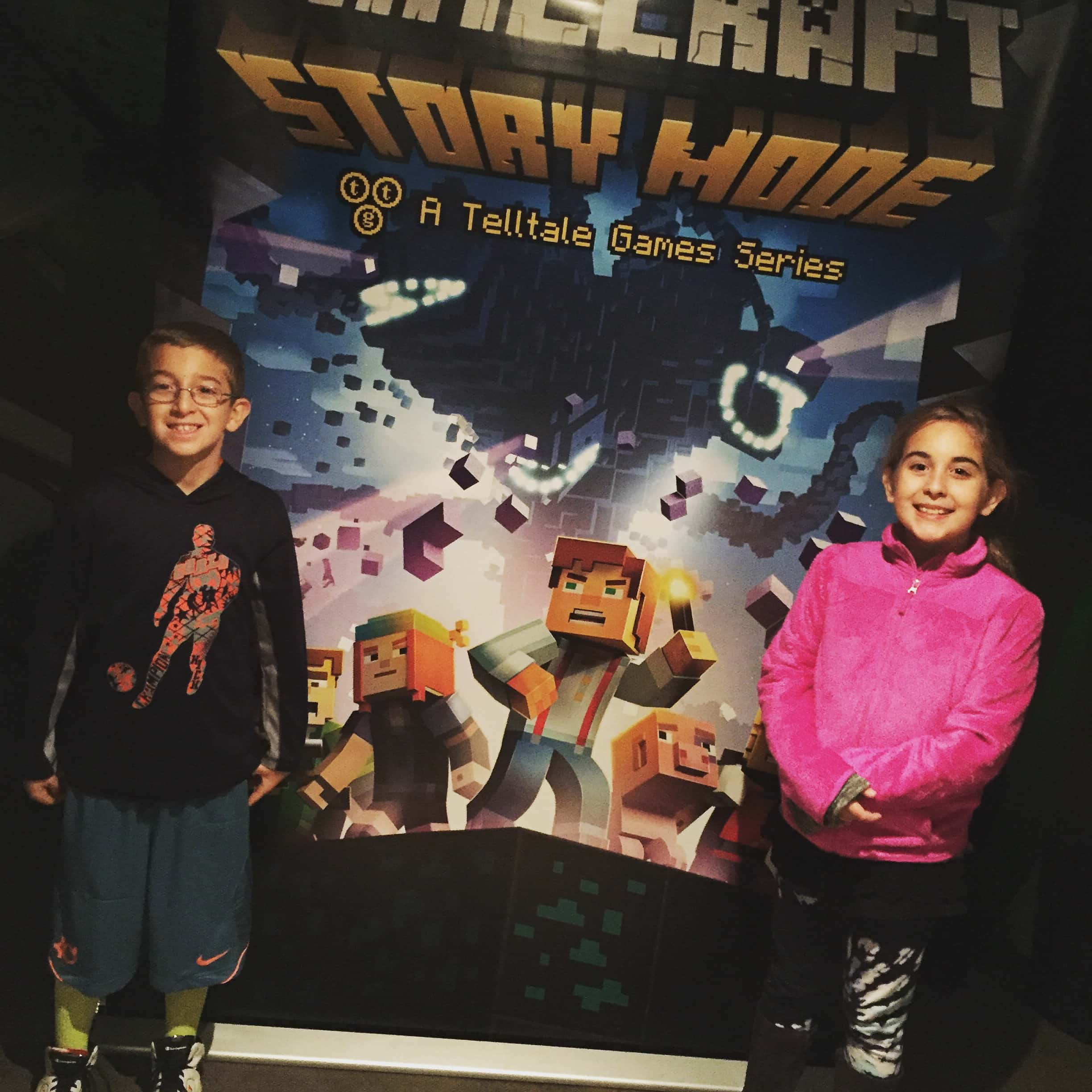 Minecraft: Story Mode - A Telltale Games Series - Is a Great Family Time Game