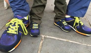 Stride Rite Star Wars Parent And Child Retro Sneakers #starwars @striderite
