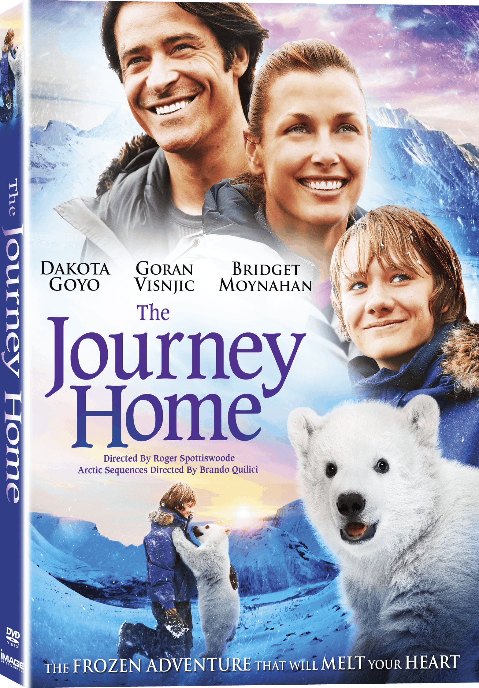 The Journey Home - Available On DVD At WalMart NOW!! (plus $50 Visa card and more giveaway) #TheJourneyHome #ad