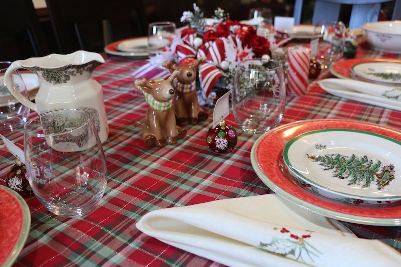 Create The Perfect Kids' Christmas Table @Wayfair - Lady and the Blog