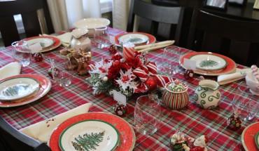 Create The Perfect Kids' Christmas Table @Wayfair
