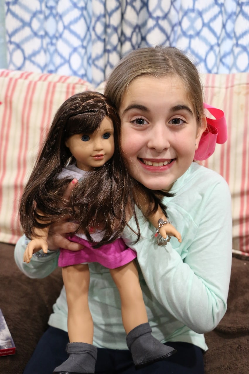 American Girl Holiday 2015: Grace Thomas, New Book, Holidays Giving, and More #Joy2EveryGirl #usies