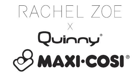 Rachel Zoe X Quinny & Maxi-Cosi Collection Is Fashionably Fabulous At ABC Kids Expo!