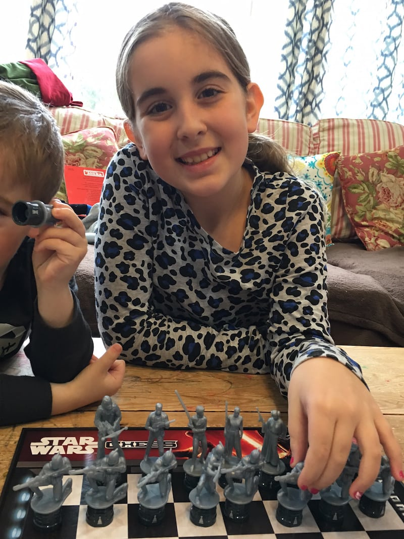 The Star Wars Chess Game Perfect Holiday Gift For Fans Lady And The Blog