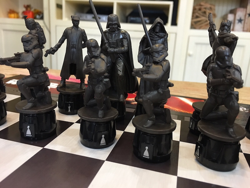 The Star Wars Chess Game Perfect Holiday Gift For Fans
