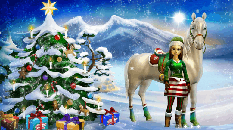 Begin Your Star Stable Adventure This Holiday Season (plus giveaway)