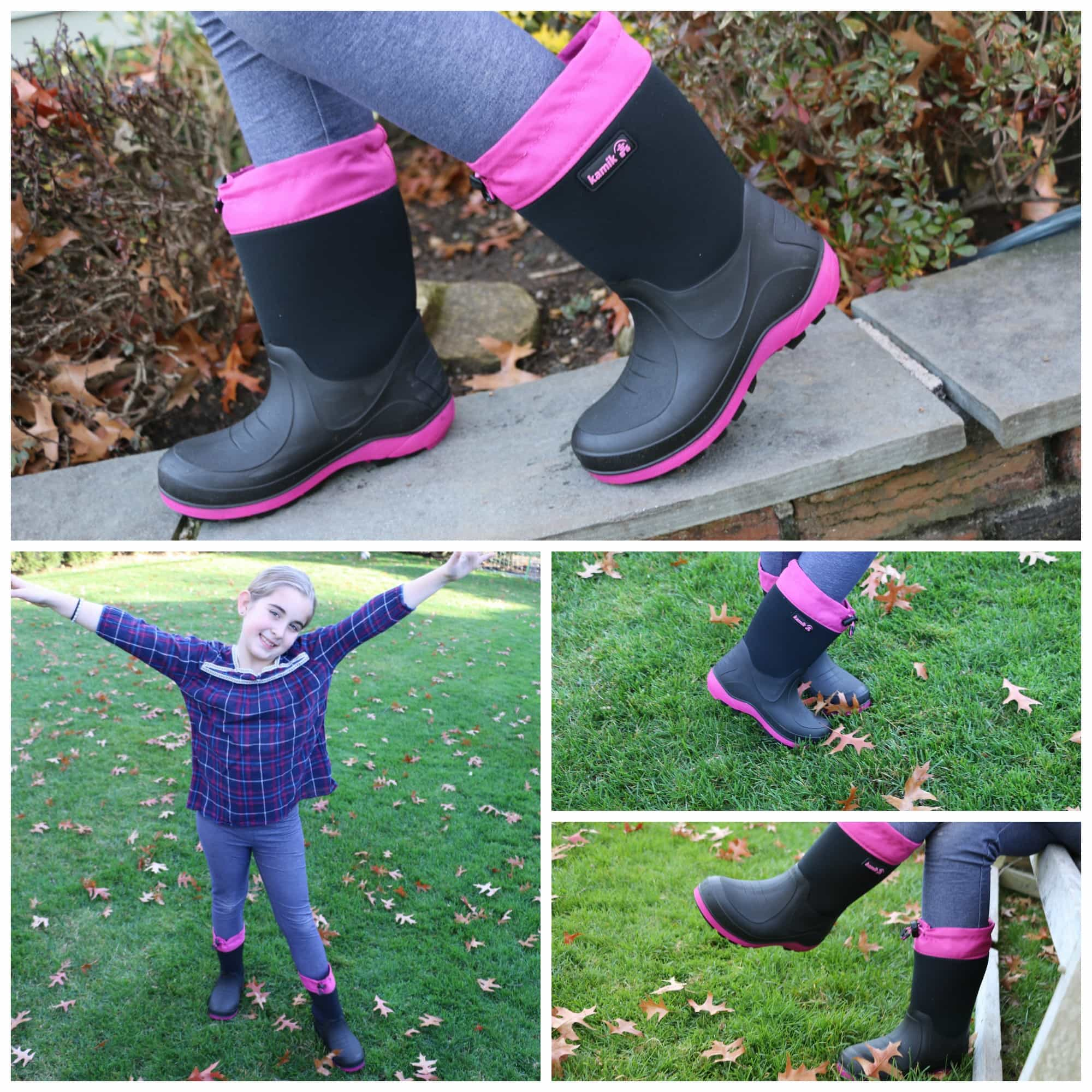 Looking For Great Rain And Snow Boots For The Kids? Kamik!