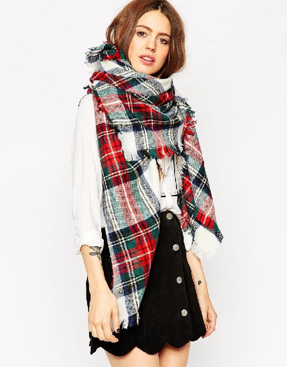 Crazy For Plaid: Gift Options For Her