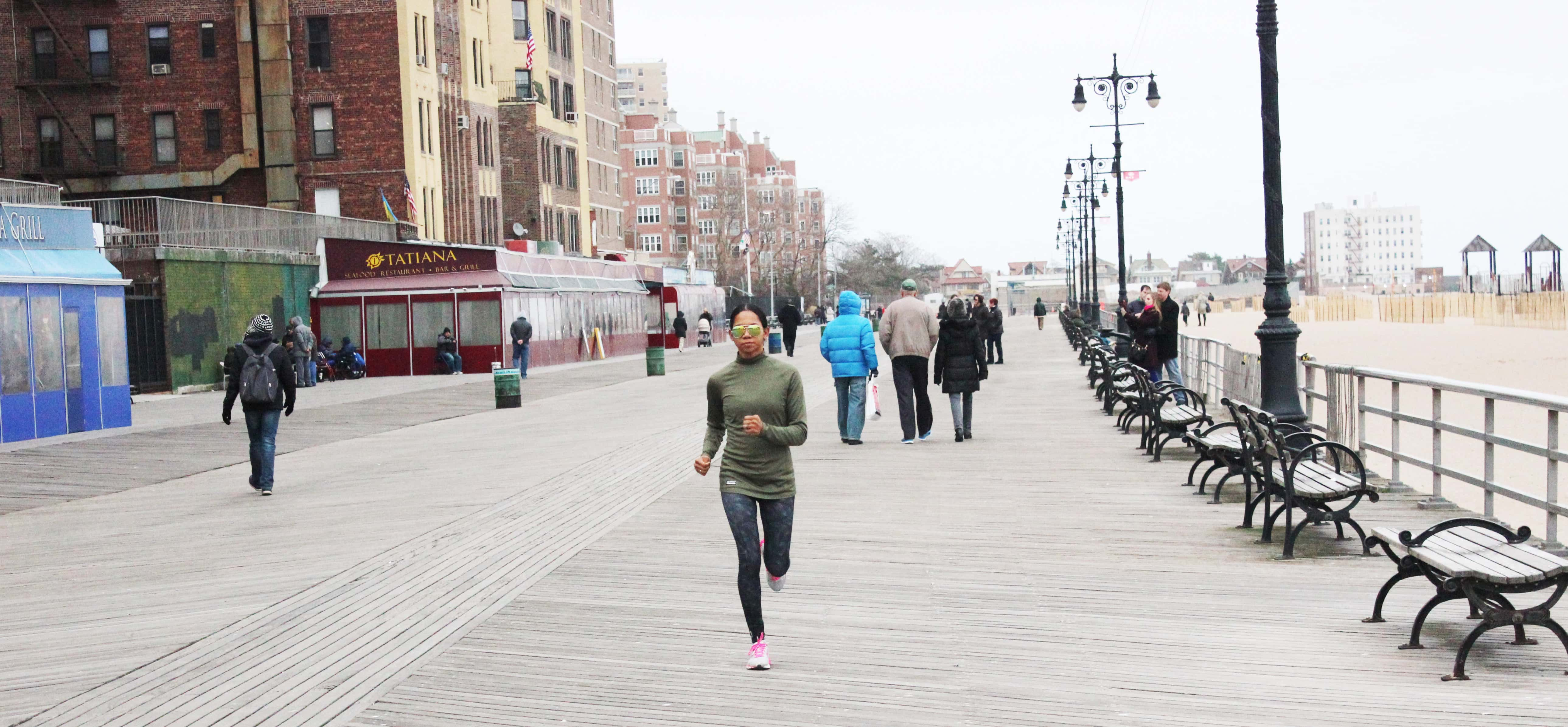 Review: Working Out With @Marshalls Fitness Apparel