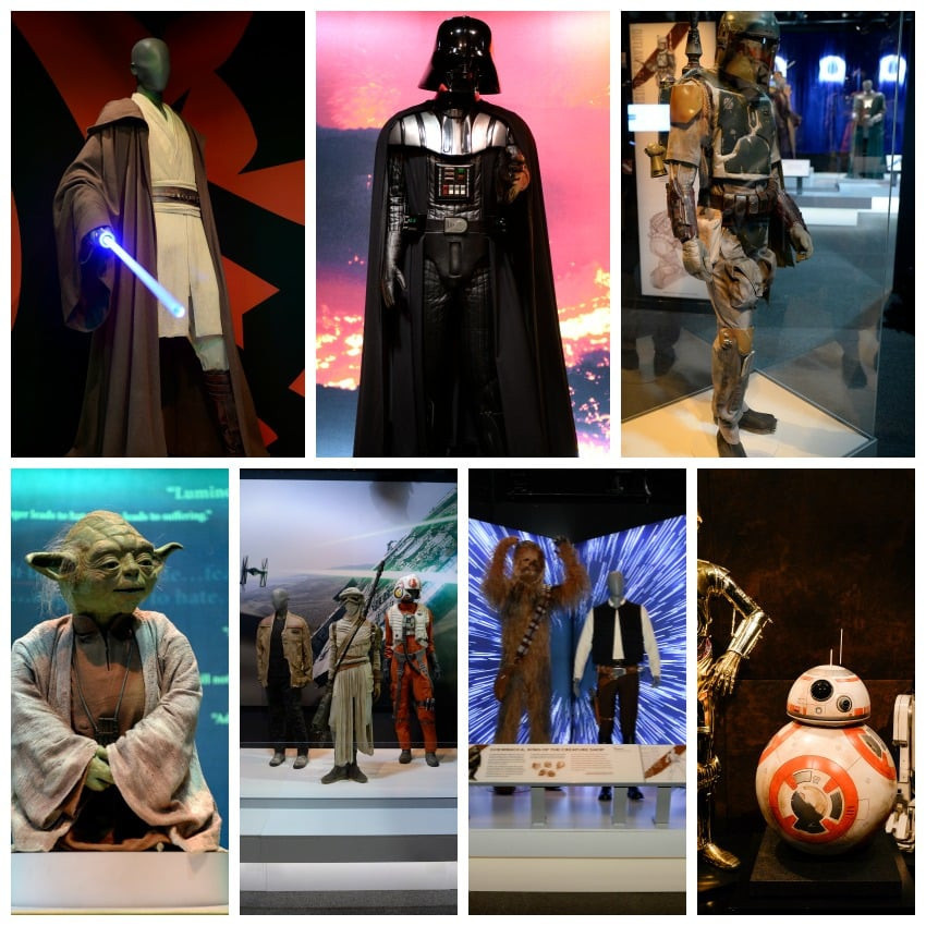 STAR WARS™ And The Power Of The Costume, The Exhibition At Discovery Times Square NYC (ticket giveaway)
