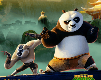 Po Is Back For Some Action With DreamWorks Animation's Kung Fu Panda 3!! (plus giveaway) #KungFuPanda