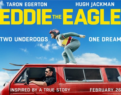 Eddie The Eagle And The Message It Taught Me #EddieTheEagle @EddieEagleMovie