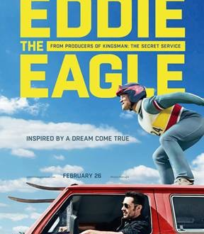ENTER TO WIN: Eddie The Eagle Movie $50 Visa Card Prize Pack