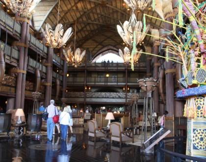 Animal Kingdom Lodge Disney World