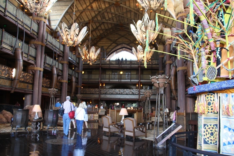 Animal Kingdom Lodge Disney World