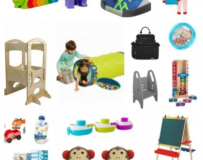 A New Mom's Ultimate Toddler Gear Guide, Part IV: Educational Toys & Gear