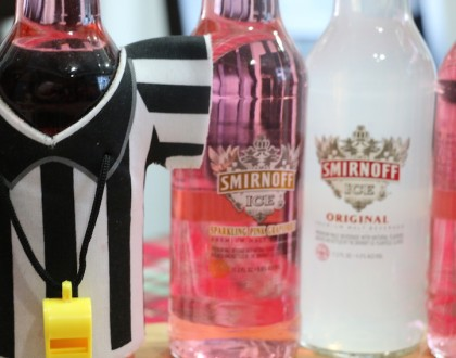 Celebrate The Big Game By Hosting A Homegating Party With Smirnoff Ice #gamedayready #smirnoffice