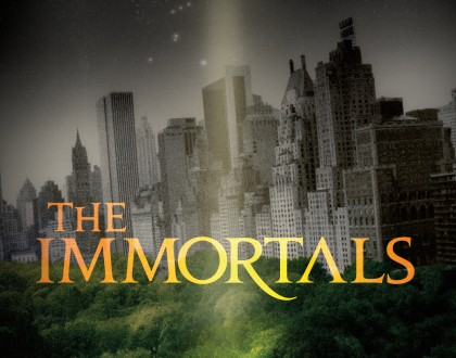 ENTER TO WIN: The Immortals by Jordanna Max Brodsky $50 Visa Card Prize Pack #OlympusBound