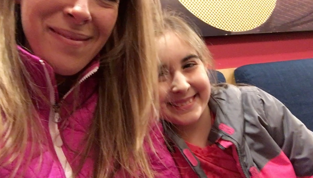 Fitness Journal #4: My Daughter By My Side