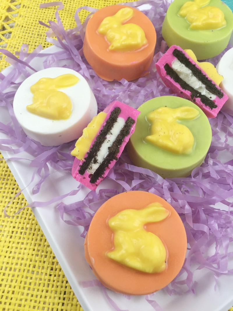 Bunny Oreos Treats: Fun DIY Recipe For Kids On Easter