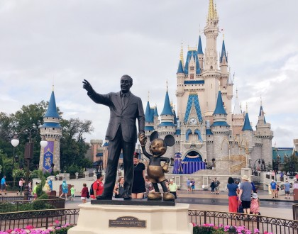 6 Things Not To Miss At Magic Kingdom! #ZootopiaEvent