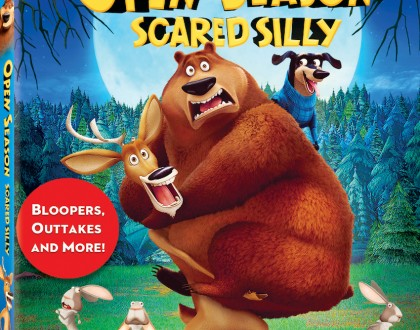 Open Season: Scared Silly On Disc NOW (PLUS GIVEAWAY) #OpenSeason4