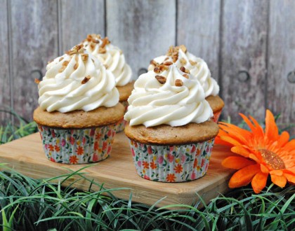 Carrot Cake Cupcakes Recipe: Perfect For Easter