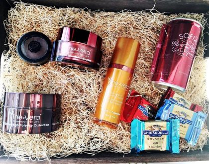 "From Chocolate To Makeup: The ""Cheers To You"" She Speaks Box Delivers #SheSpeaksUnboxed"
