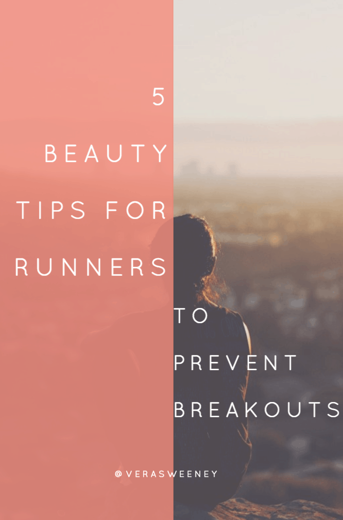 5 Beauty Tips For Runners To Prevent Breakouts