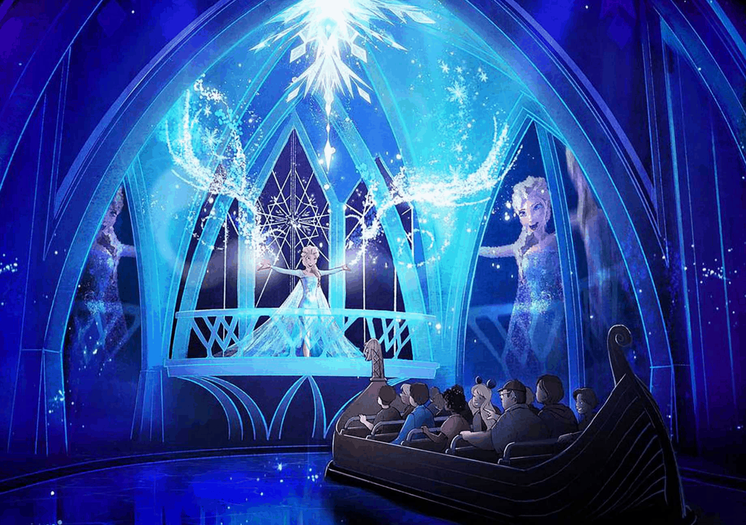 Epcot's 'Frozen Ever After' And Royal Sommerhus: Everything You Need To Know #AwakenSummer