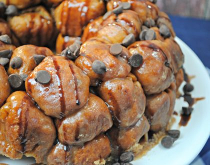 Chocolate Chip Monkey Bread Recipe