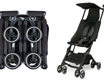 7 Reasons Why I'm Obsessed With the New GB Pockit Stroller