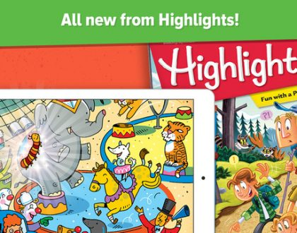 Highlights for Children Delivers Fun with a Purpose™ With New Highlights Every Day App (plus giveaway) #HighlightsEveryDay