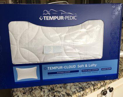 Enter To Win 1 Of 3 TEMPUR-Cloud Soft & Lofty Pillows! #Pillowperks #ad @TempurPedic