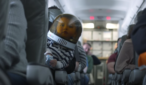 JetBlue Celebrates Crying Babies With Mother's Day Campaign #FlyBabies @JetBlue