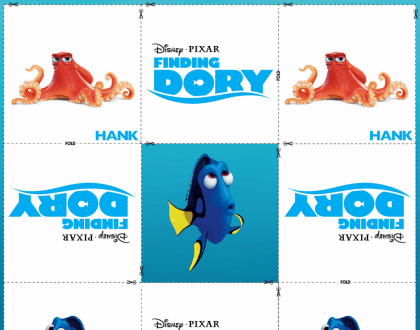 Finding Dory Free Downloads And Printables