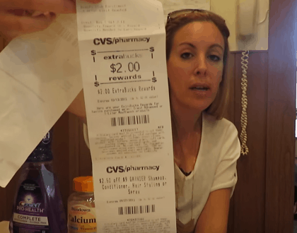 CVS Says Goodbye To Printed Receipts And Turns To Digital #ReceiptYouLater #CVS @CVS_Extra